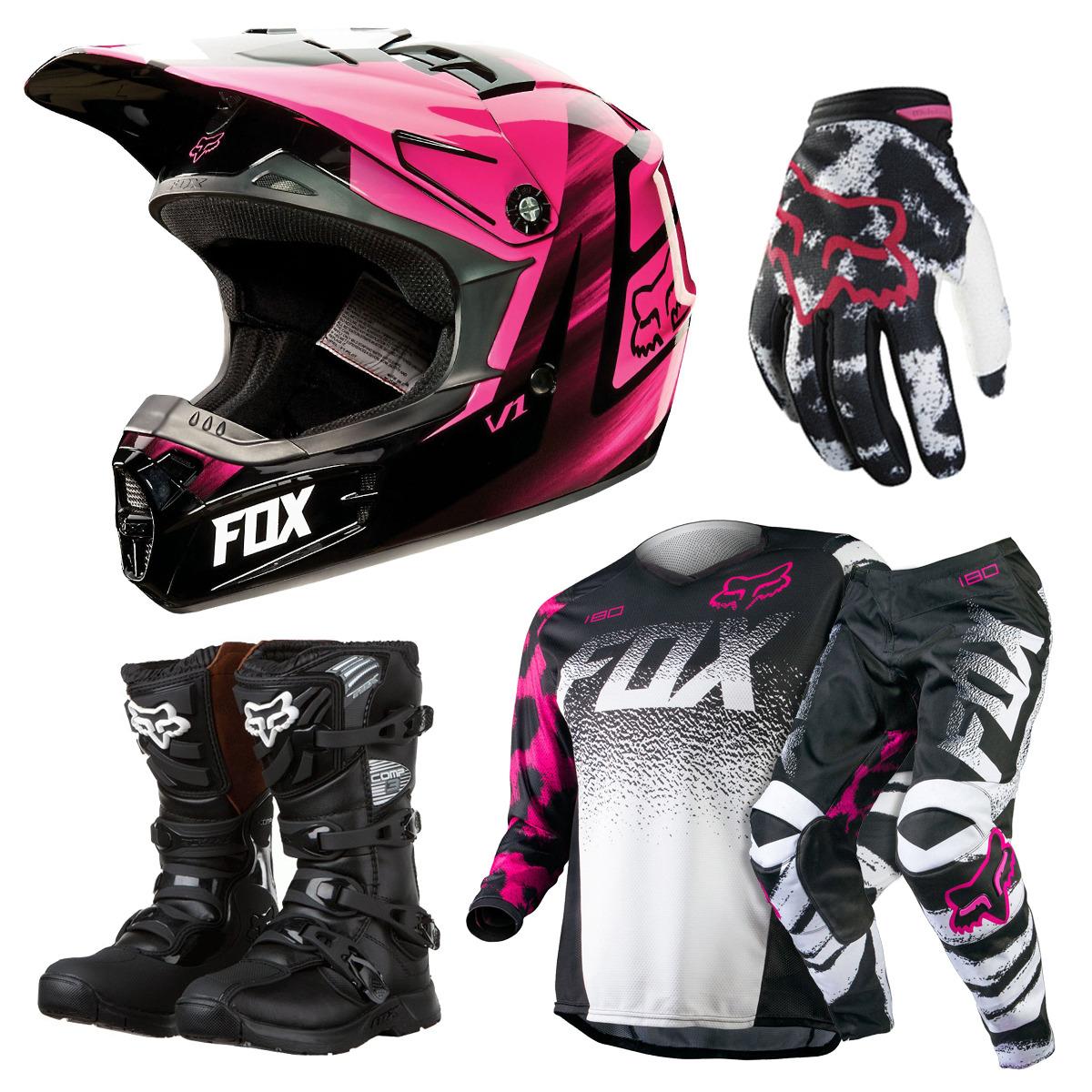 Motocross Gear Combos Women Images