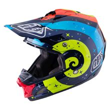 Troy Lee Designs 2017 SE3 Phantom Navy Helmet