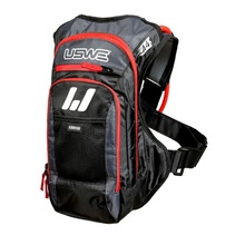 USWE A4 Challenger 3L Black/Grey/Red Hydration Pack