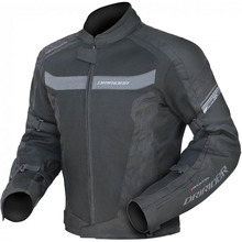 DriRider Air-Ride 3 Vented Black Jacket