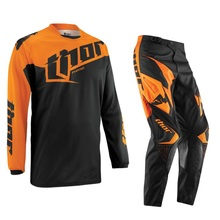 Thor 2015 Phase Tilt Orange Adult Gear Set