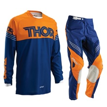 Thor 2016 Phase Hyperion Navy/Orange Gear Set