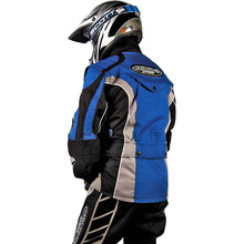 Ballards ISDE Blue Offroad Jacket