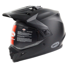 Bell 2015 MX-9 Solid Matte Black Adventure Helmet