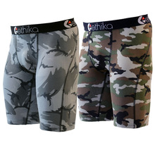 Ethika Staple DPM Camo Grey Boxers
