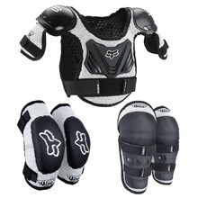 Fox Titan Pee Wee Chest/Knee/Elbow Armour Bundle