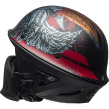 View alternative images for Bell 2018 Rogue Airtrix Black/Red/Titanium Road Helmet