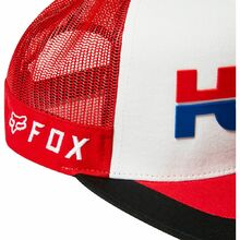 View alternative images for Fox HRC Red Snapback