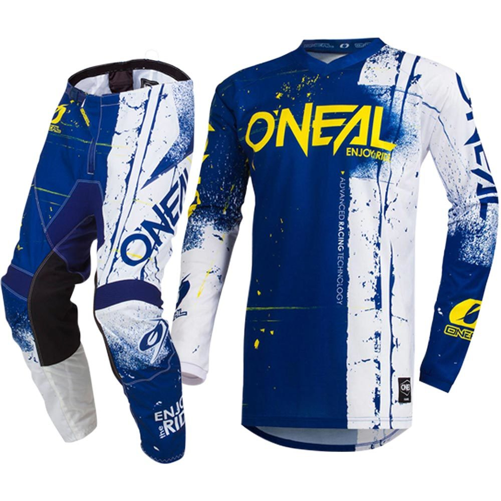 NEW Oneal 2019 Youth MX Element Shred Pink Black Girls Kids Motocross Gear Set
