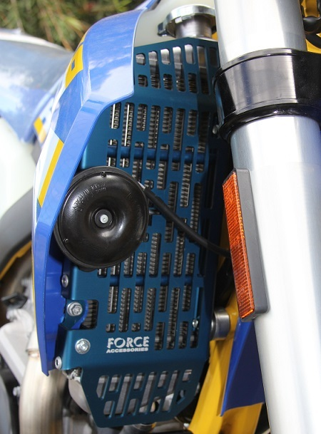 Force Accessories Ktm All Models 125 Amp Up 08 15 Blue