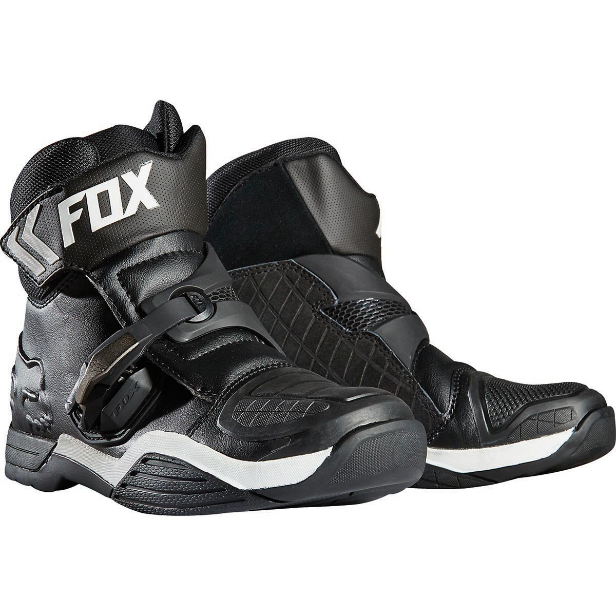 Fox Racing NEW Bomber CE Ankle Road Racing Short Low Cut Black ...