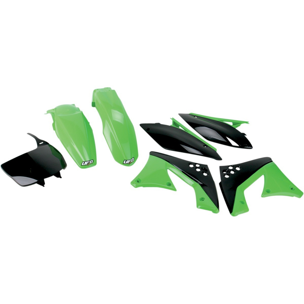 09 OEM Colors for 09-12 Kawasaki KX250F Acerbis Plastic Kit