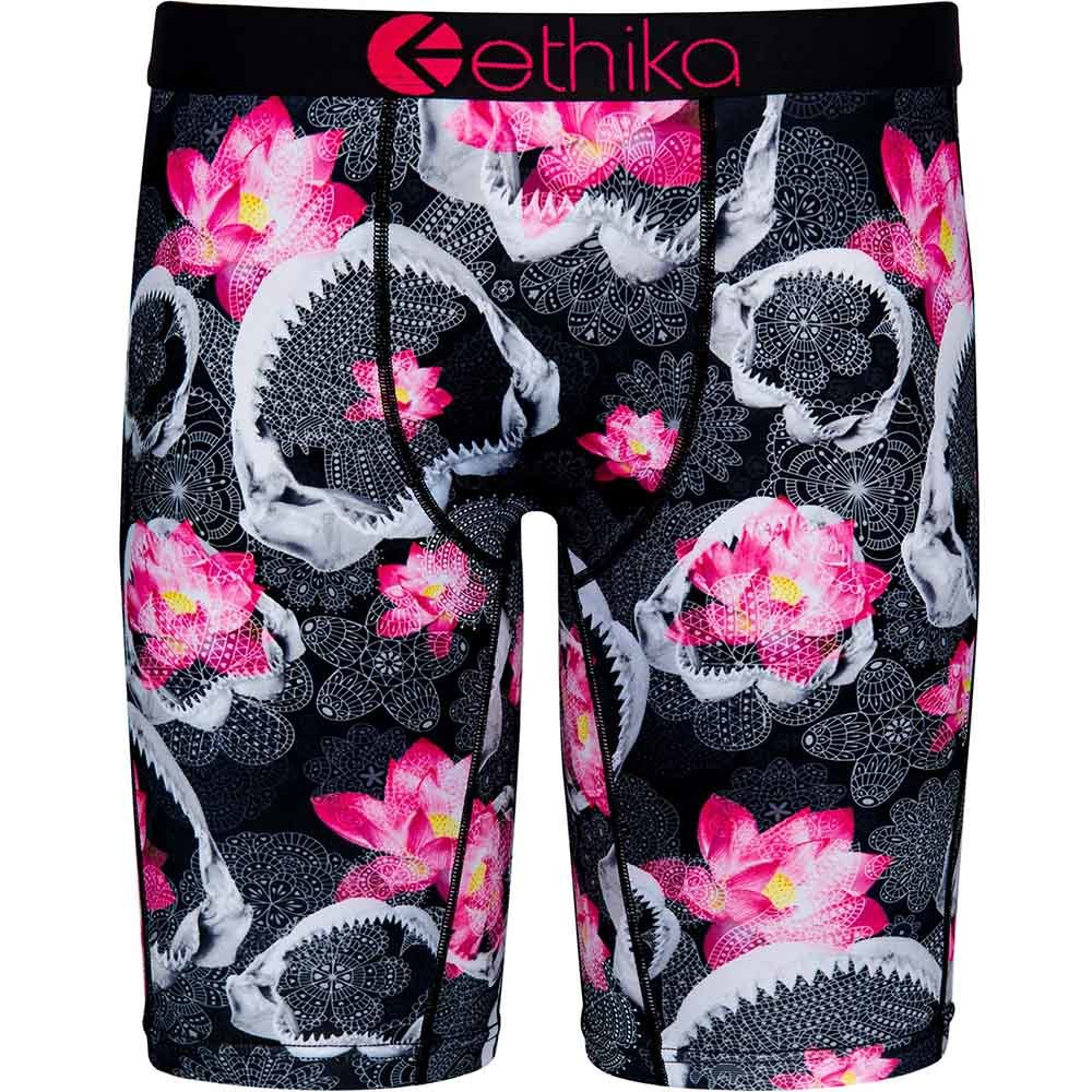 aaead95ee55a Details about NEW Ethika Boys MX Briefs Staple Jaws of Life Long Kids  Motocross Underwear