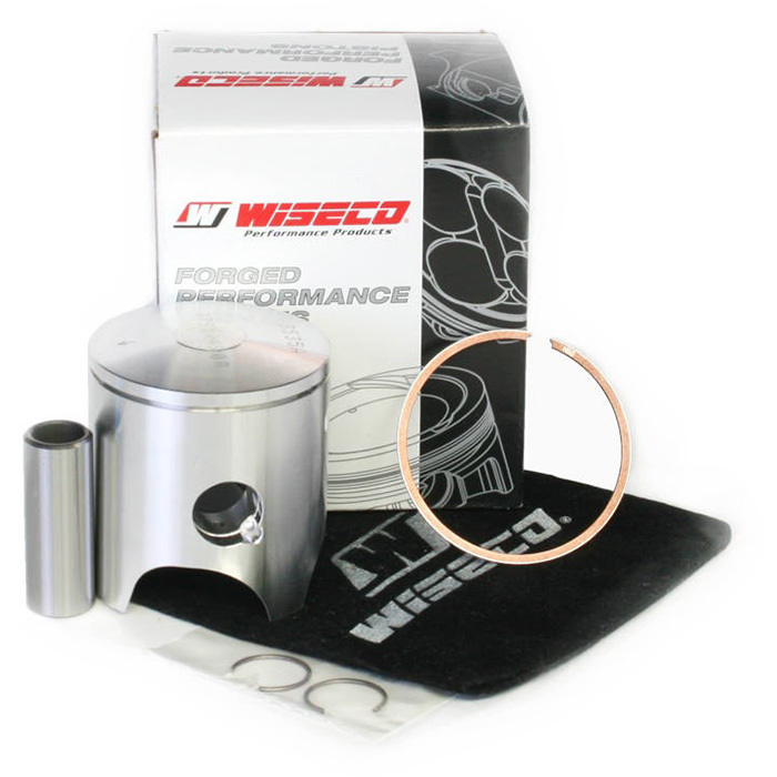 Wiseco KTM/Husqvarna 125 SX/EXC/TC/TE 54mm Piston Kit at MXstore