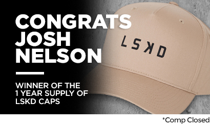 LSKD 1 Year Supply of Hats - Josh Nelson