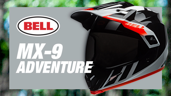 Bell 2020 MX-9 Adventure Helmets
