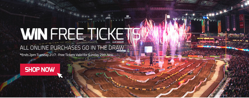 Win free tickets to Aus-X Open