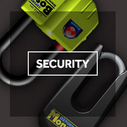 Security locks and alarms