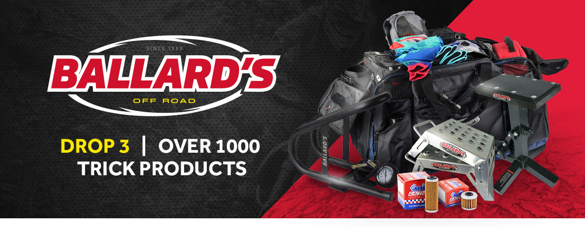 Ballards drop 3 - over 1000 products