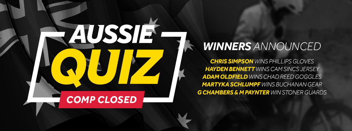 Australia Day MX Quiz with Prizes