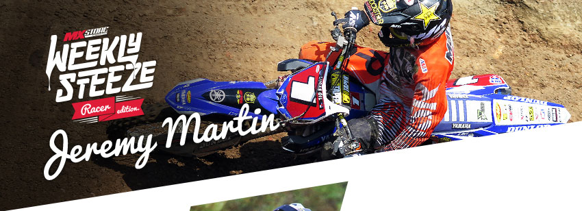 The MXsteeze #38 with Jeremy Martin