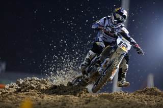 Nagl leading in Qatar