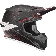 Thor 2018 Sector Hype Black/Coral Helmet