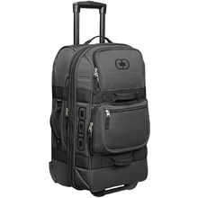 OGIO Layover Black Pindot Travel Bag