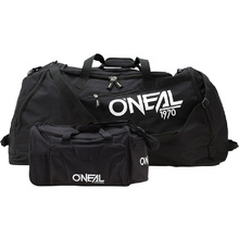 Oneal TX 8000 & TX 2000 Black Gear Bag Set