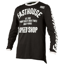 Fasthouse 2018 L1 Classic Black Jersey