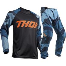 Thor 2019 Sector Camo Blue Gear Set 7ba407379