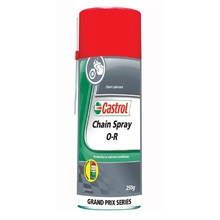 Castrol 250g O-R Chain Lube Spray