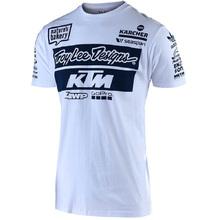 Troy Lee Designs KTM White Team Mens Tee 3b21d2aec8fe