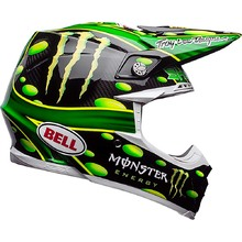 Bell 2018 Moto-9 Flex Showtime Monster Helmet