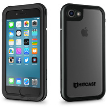 Hitcase iPhone 7 Black Waterproof Shield Case