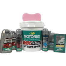 Motorex 4 Stroke 10w60 Start up kit