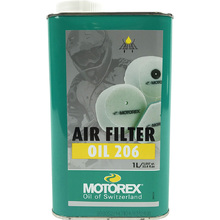 Motorex 1L 206 Air Filter Oil