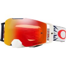 283185e7595 Oakley Front Line MX High Voltage Red Prizm Goggle.