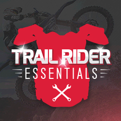 Dirt Bike Trail Rider Essentials at MXstore & 2016 Dirt Bike Trails