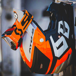 What is Different About a 6D Motocross Helmet