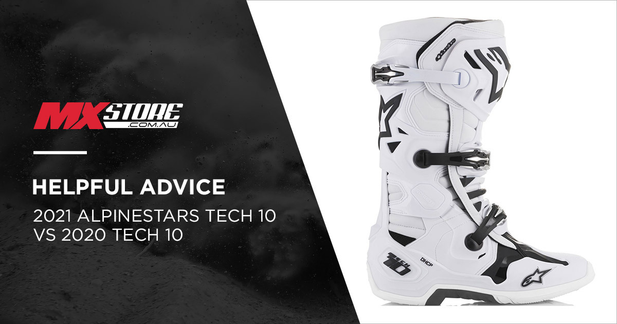 2021 Alpinestars Tech 10 Vs 2020 Tech 10: What's The Difference? main image