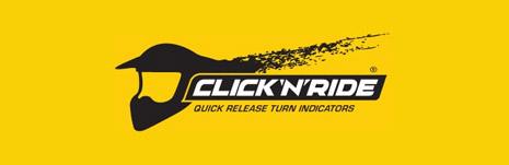 Click N Ride Quick Release Indicators x4 Universal